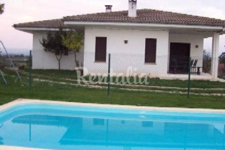 Villa With Private Garden And Swimming Pool Vic Barcelona