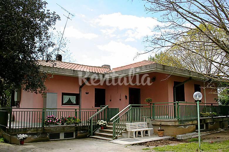 Villa en alquiler con piscina canale monterano roma - Villa con piscina roma ...