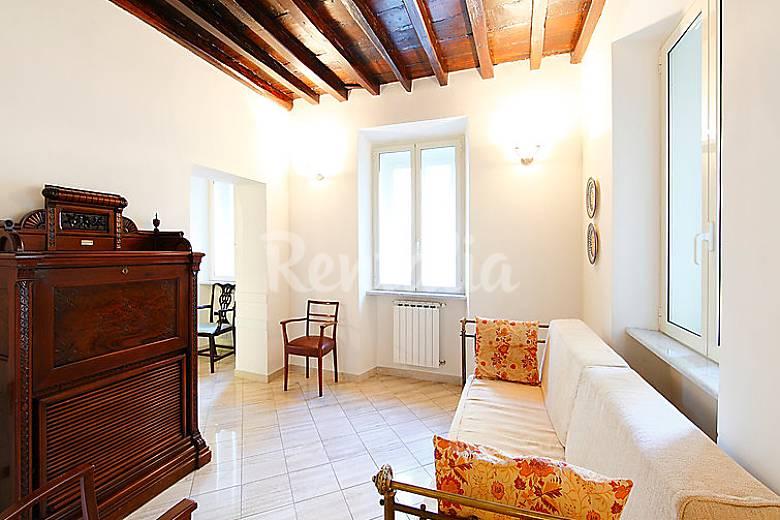 Apartment for 8 people in Lazio Rome