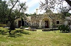 Villa in affitto a 15 km dalla spiaggia Brindisi