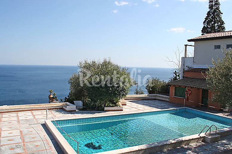 Apartment for 5 people only 500 meters from the beach Messina