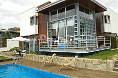 Villa for rent 12 km from the beach Viana do Castelo