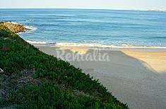 Casa para 6 pessoas a 30 m da praia Leiria