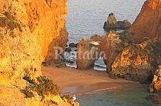 Villa for rent on the beach front line Algarve-Faro