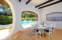 Villa for rent 3 km from the beach Algarve-Faro