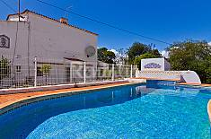 Villa for 8 people 4 km from the beach Algarve-Faro