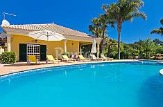 Villa for 6 people 4 km from the beach Algarve-Faro