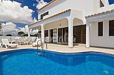 Villa for rent 4 km from the beach Algarve-Faro