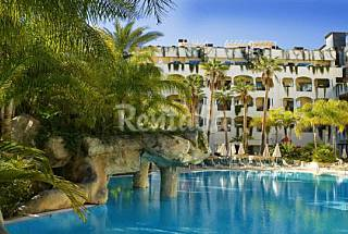 Apartment for 4 people only 100 meters from the beach Málaga