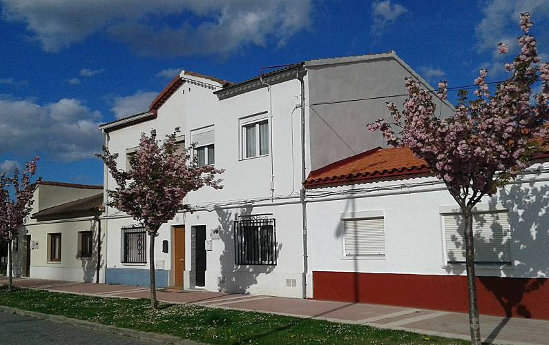 Exterior del aloj. Valladolid Valladolid casa - Exterior del aloj.