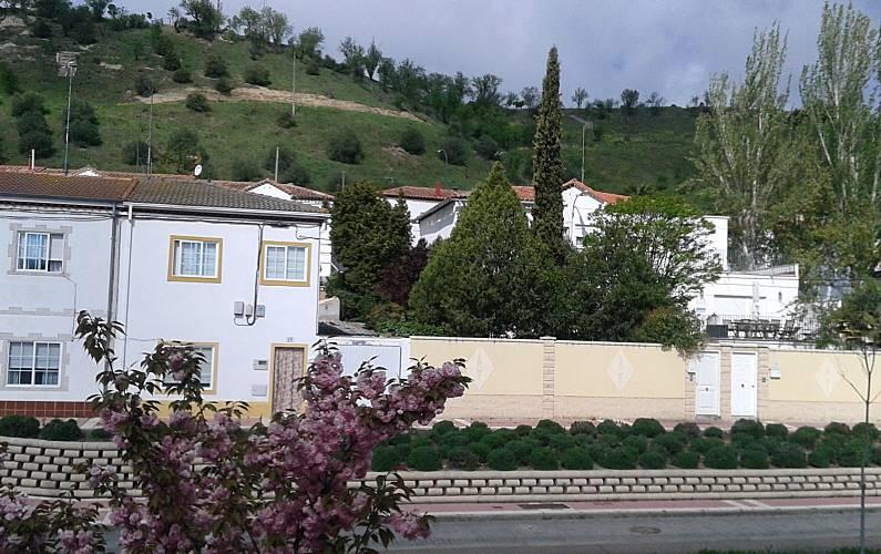 Vistas desde la casa Valladolid Valladolid casa - Vistas desde la casa