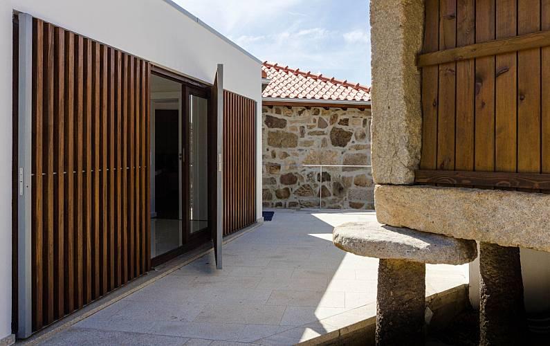 Casa Terraço Viana do Castelo Monção Casa rural - Terraço