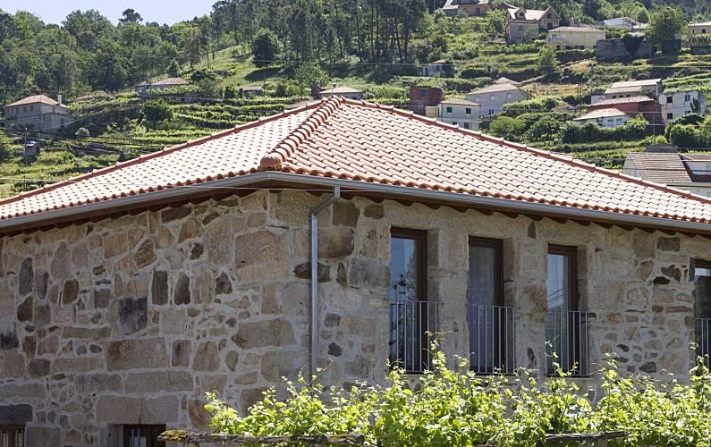 Casa Exterior da casa Viana do Castelo Monção Casa rural - Exterior da casa
