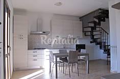 Appartamento con 2 stanze a 1200 m dalla spiaggia Roma
