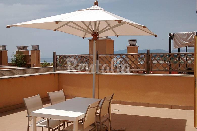 Apartamento Terraza Tarragona Cambrils Apartamento