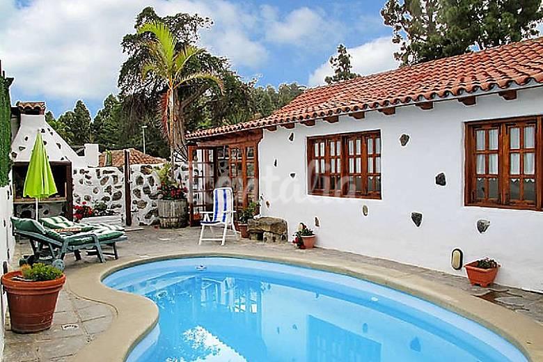 Casa in affitto con piscina - La Candelaria (Icod de los Vinos ...