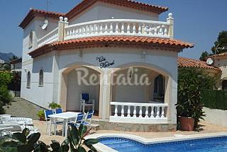 Wonderful house only 900 meters from the beach Tarragona