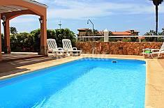 Villa en location avec piscine Fortaventure