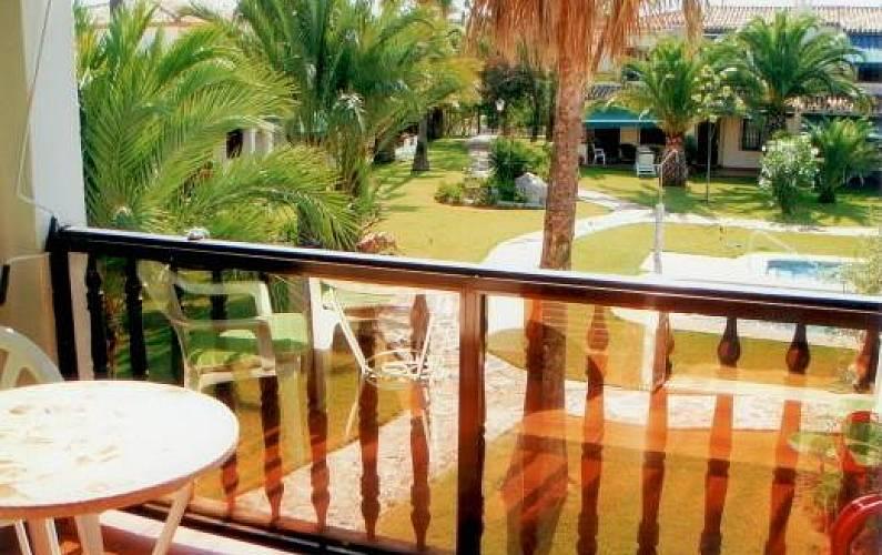 Apartment Terrace Alicante Dénia Apartment - Terrace