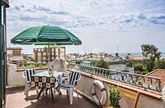 Appartamento per 2 persone a 100 m dalla spiaggia Roma