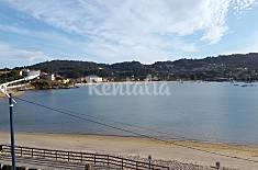 Apartamento de 2 habitaciones a pie de playa Pontevedra