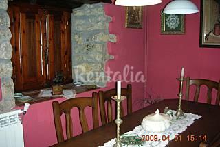 Casa de 4 habitaciones a 5 km de la playa Asturias