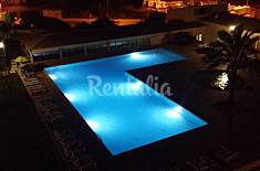 Apartment 3 bedrooms only 100 meters from beach Algarve-Faro