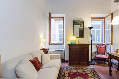 Apartamento en alquiler en Roma Roma
