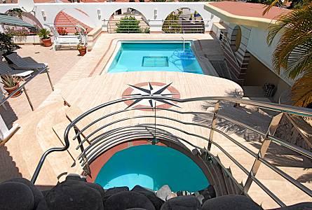 145a77ec7a74 Casa con vista sul mare, piscina climatizzata Gran Canaria - Piscina ...