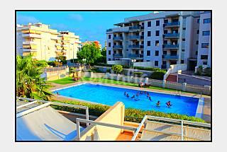 Apartamento para 6 personas a 600 m de la playa Valencia