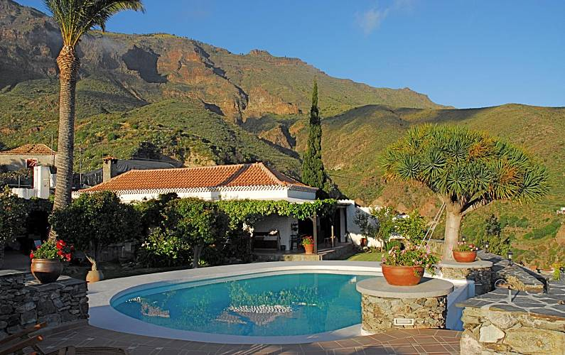 4 Houses for 2-16 people with swimming pool Gran Canaria - Outdoors