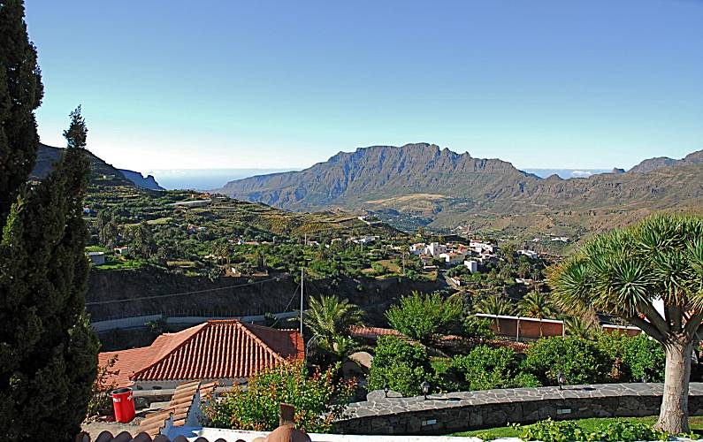 4 Views from the house Gran Canaria San Bartolomé de Tirajana Cottage - Views from the house