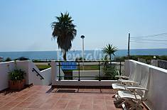 Apartment for 10 people on the beach front line Castellón
