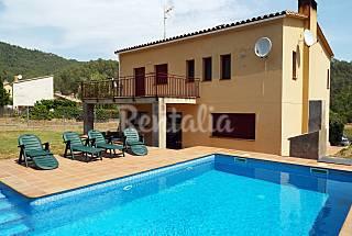 Casa para 10 personas con piscina privada Girona/Gerona