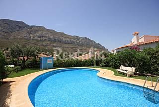 Adosado de 3 habitaciones en el Montgo. Alicante