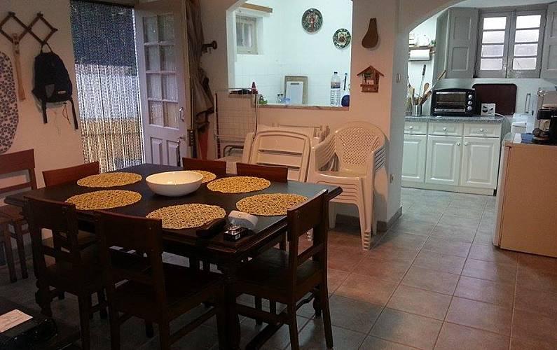 Casa Sala de Jantar Leiria Peniche vivenda - Sala de Jantar