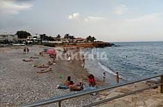 Apartamento de 4 habitaciones a 30 m de la playa Castellón