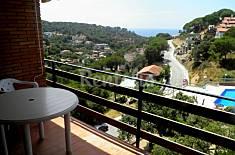 Apartamento para 5-6 personas a 3 km de la playa Girona/Gerona