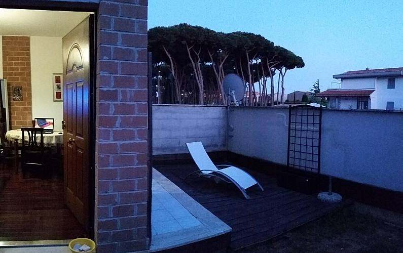 Rom Outdoors Rome Anzio House - Outdoors