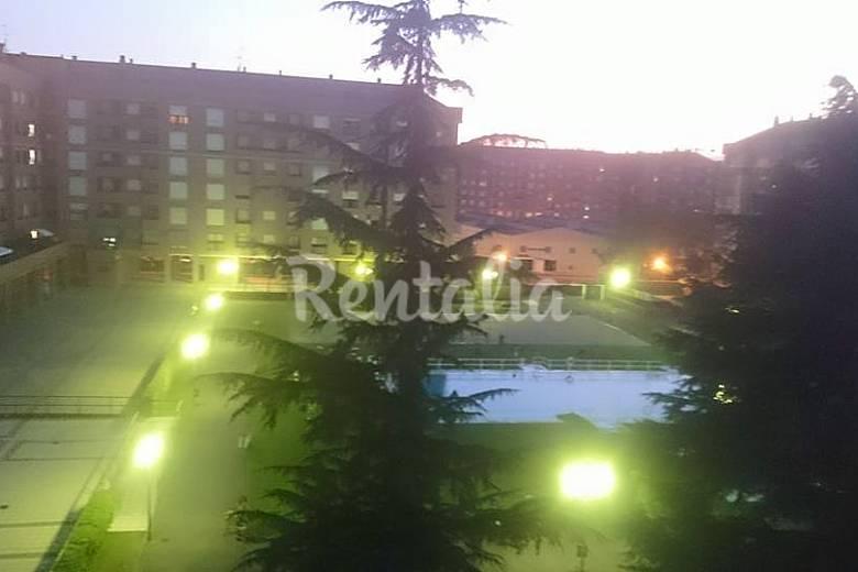 4 apart piscinas tenis basket wifi logro o rioja la camino de santiago franc s - Casa paz logrono ...