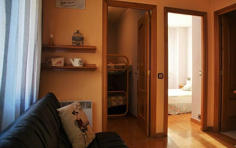 Apartment Living-room Encamp Apartment - Living-room