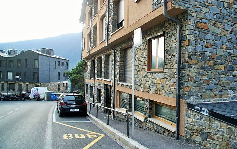 Apartment with 2 bedrooms Pal Arinsal - Outdoors