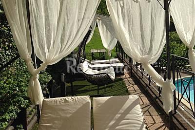 Elegante residenza in storica villa con piscina  Perugia