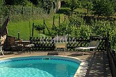 House for 4-6 people with swimming pool Perugia