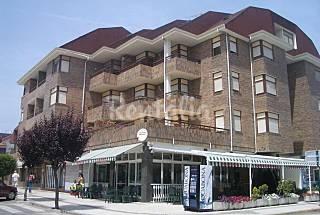 Apartamento de 2 habitaciones a 200 m de la playa Cantabria