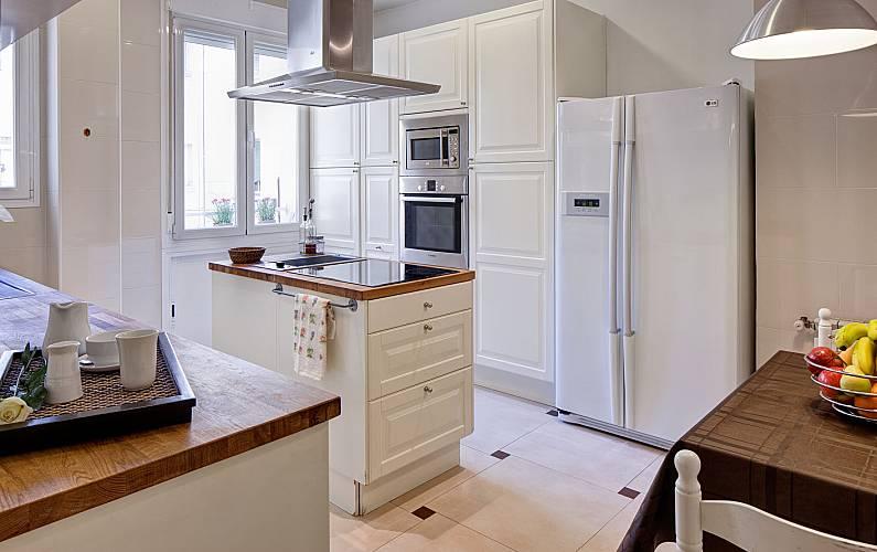 Apartamento en alquiler en madrid c galileo madrid - Alquiler cocina madrid ...