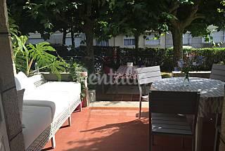 Apartamento de 4 habitaciones a 50 m de la playa Pontevedra