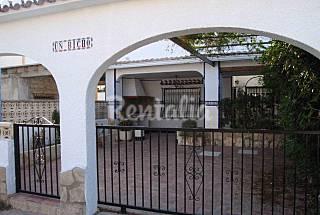 Bonita casa con jardin y parking a 50m de la playa Valencia