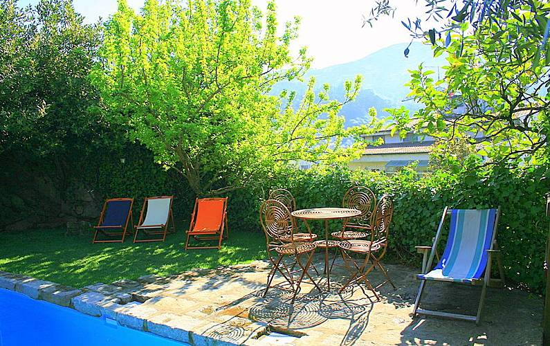 Casa Jardim Braga Amares Casa rural - Jardim