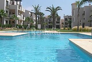 Apartment with 2 bedrooms in a golf course Murcia